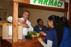Médico cria farmácia que receita alimentos orgânicos em vez de remédios