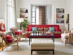 www.estaestumoda2000.com: Combinar colores y decorar