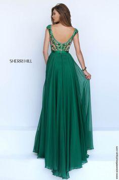 Sherri Hill Prom Dresses 2016 Style 11332