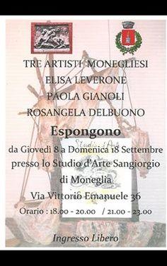 Le Perline di ElisaLisetta: Mostra!