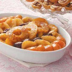 Mary's Baked Fruit Recipe