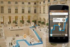 Guidigo : une application de visites guidées pour les appareils mobiles