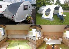 Caravans to pimp your adventures with luxurious comfort   Designbuzz : Design ideas and concepts