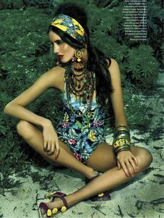 dolce vita: amanda laine by leda & st.jacques for elle canada june 2013 | visual optimism; fashion editorials, shows, campaigns & more!