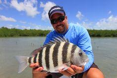 Florida Keys fishing with Capt Derek Rust wwww.hawkscay.com