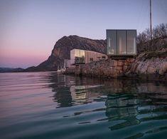 Envie d'un sanctuaire de repos et de tranquillité ? Alors Manshausen sera votre havre de paix. Située dans l'archipel de Steigen au large de la Norvège du Nord, le paradis des gens contemplatifs.