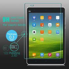 Premium Explosion-Proof Transparency Tempered Glass for Xiaomi Mipad MiPad Mi Pad Film Screen Protector Film Tempered Glass Screen Protector, Film, Movie, Film Stock, Cinema, Films
