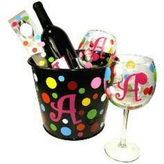 Cute Gift Idea. Like the bucket