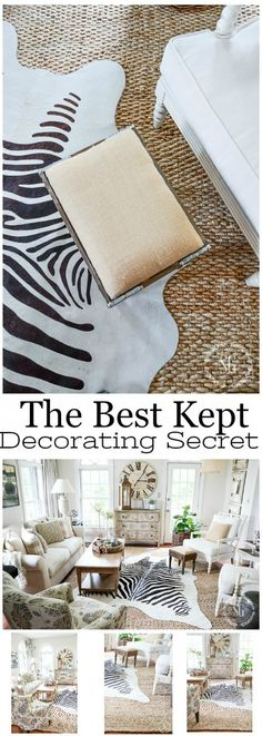 THE BEST KEPT DECORATING SECRET- This one decor tip is almost guaranteed to transform your room. Do this and see the difference!