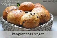 ricetta pangoccioli vegan