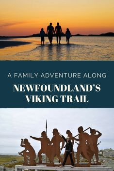 Everything you need to know for a family trip along the Viking Trail in Western Newfoundland, Canada. What To Do Bef Newfoundland Canada, Newfoundland And Labrador, Backpacking Canada, Canada Travel, Places To Travel, Travel Destinations, Places To Go, Family Adventure, Adventure Travel