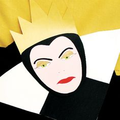 Böse Königinnen Maske