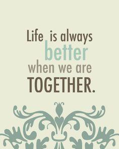 Better Together :)