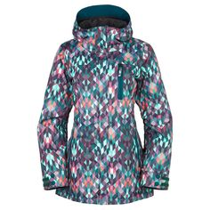 686 Eden Insulated Snowboard Jacket (Women's) | Peter Glenn