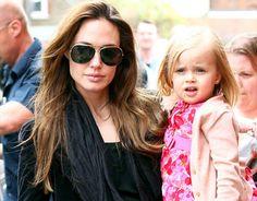 Hija de Jolie ya gana miles de dólares - Vanguardia