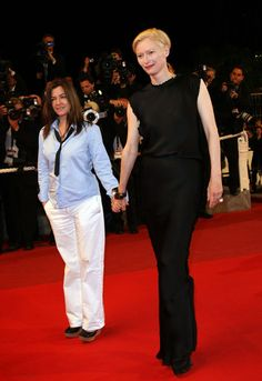 Tilda Swinton Photos - Taking Woodstock Premiere - 2009 Cannes Film Festival - Zimbio