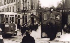 milano vecchia con treno