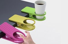 Now that you're sufficiently inspired on the workspace design front, it's time to figure out what you need to make your dream desk happen. If you're not looking for a serious project, sometimes desk accessories are the best place to start. Here are 20 such items that will surely add a bit of whimsy to the workday.