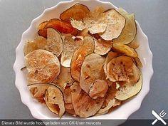Zucchini-Chips (Rezept mit Bild) von movostu | Chefkoch.de
