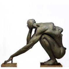 Sculpture by Rasoul Kazemi