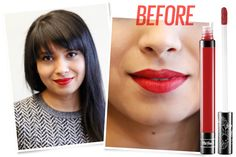 Product Smackdown: Long-Lasting Lip Colors.  KAT Von D is the winner