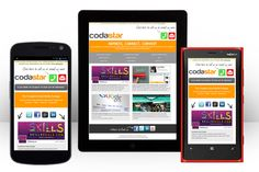 mobile webdesign - Google zoeken