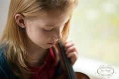 Me and my violin are one! Violin, window, natural light photography, daylight studio, Fine art