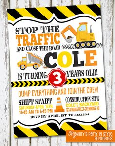 51 best construction theme images construction birthday parties