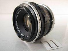 CANON FL 50mm F1.8