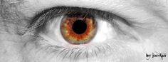 thanasis #green #eye #blackandwhite