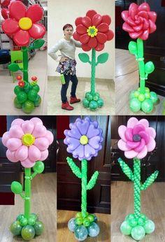 (26) Одноклассники Balloon Tree, Balloon Display, Balloon Crafts, Balloon Bouquet, Balloon Arrangements, Balloon Centerpieces, Balloon Decorations, Flower Decorations, Ballon Flowers