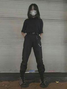 Moda coreana rococo check southern nb source by vinsmokereiju amberlpreston outfits coreanos Skater Girl Outfits, Hipster Outfits, Gothic Outfits, Edgy Outfits, Cute Casual Outfits, Mode Outfits, Fashion Outfits, Summer Outfits, Egirl Fashion