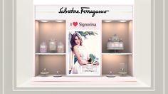Signorina Ferragamo Valentines Day 2015 Window Sotano Studio