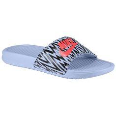 992de67fa Nike Benassi JDI Slide - Women s - Casual - Shoes - Purple Fade Black