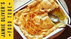 Jamie Olliver 30 mins chicken pie recipe