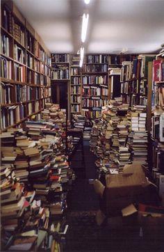 Bücher über Bücher über Bücher ... // books over books over books ...