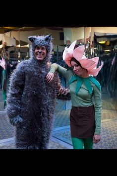 From this season's Halloween episode [PARKS]