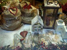 Navidad 2013: escaparate Made in Charme