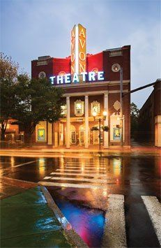 Avon Theater in Stamford Shows classic movies. http://janetserra.com/2013/05/12/the-avon-theater-to-offer-classic-and-cult-movies-may-september/