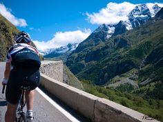 Ride the Alpe d' Huez