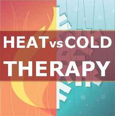 Heat and cold therapy are popular methods to relieve pain for ages. Read our article to learn how to use them properly. #coldtherapy #heattherapy #pickmyheatingpad  http://www.pickmyheatingpad.com/should-you-use-heat-or-ice-for-pain-relief/
