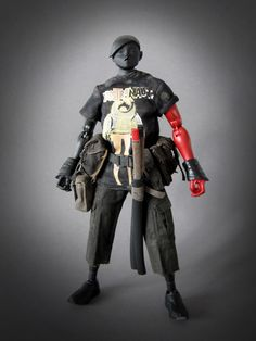 ThreeA Tomorrow King Chibi ~ Luv. Life. Toys.