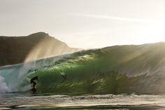 surfing ireland.
