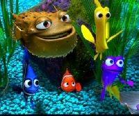 ...Nel frattempo il piccolo #Nemo, deciso a tornare da suo padre, escogita un piano con gli altri pesci dell'acquario, per tornare in mare aperto. Dopo molti tentativi, riescono a fuggire ed a tornare in mare.. #fish #sea #fairytale