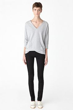"""The Quarter Tuck You've heard of the half-tuck. But, fashion people have undertaken an even slimmer fraction. A well-executed Quarter Tuck requires an absurdly miniscule portion of your shirt — approximately the width of your hand — to be tucked into your pants, showing how truly uncommitted you are to this whole """"neatness"""" thing."""
