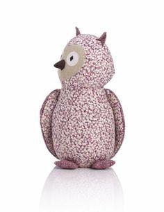 Betsey Owl Doorstop-Marks & Spencer