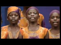 African Children's Choir - Lord I Lift Your Name On High. These children are probably orphans, with nothing to their name but the Lord!