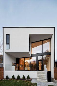 Adorable 56 Stylish home Black and white house exterior designhttps://oneonroom.com/56-stylish-home-black-and-white-house-exterior-design/