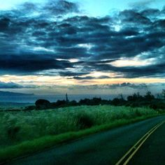 Upcountry Maui, Baldwin Ave. Miss driving down this every day....