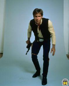 Han Solo - Rare promo shot